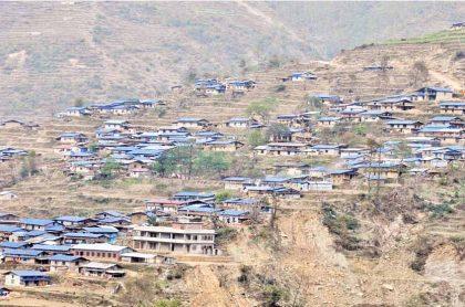 सहर बन्दै सिन्धुपाल्चोकका गाउँ, जिल्लाभर २९ एकीकृत नमुना बस्ती