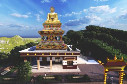 चौतारामा बुद्ध मुर्ती निर्माण : पर्यटनबाट समृद्धिको खम्बा
