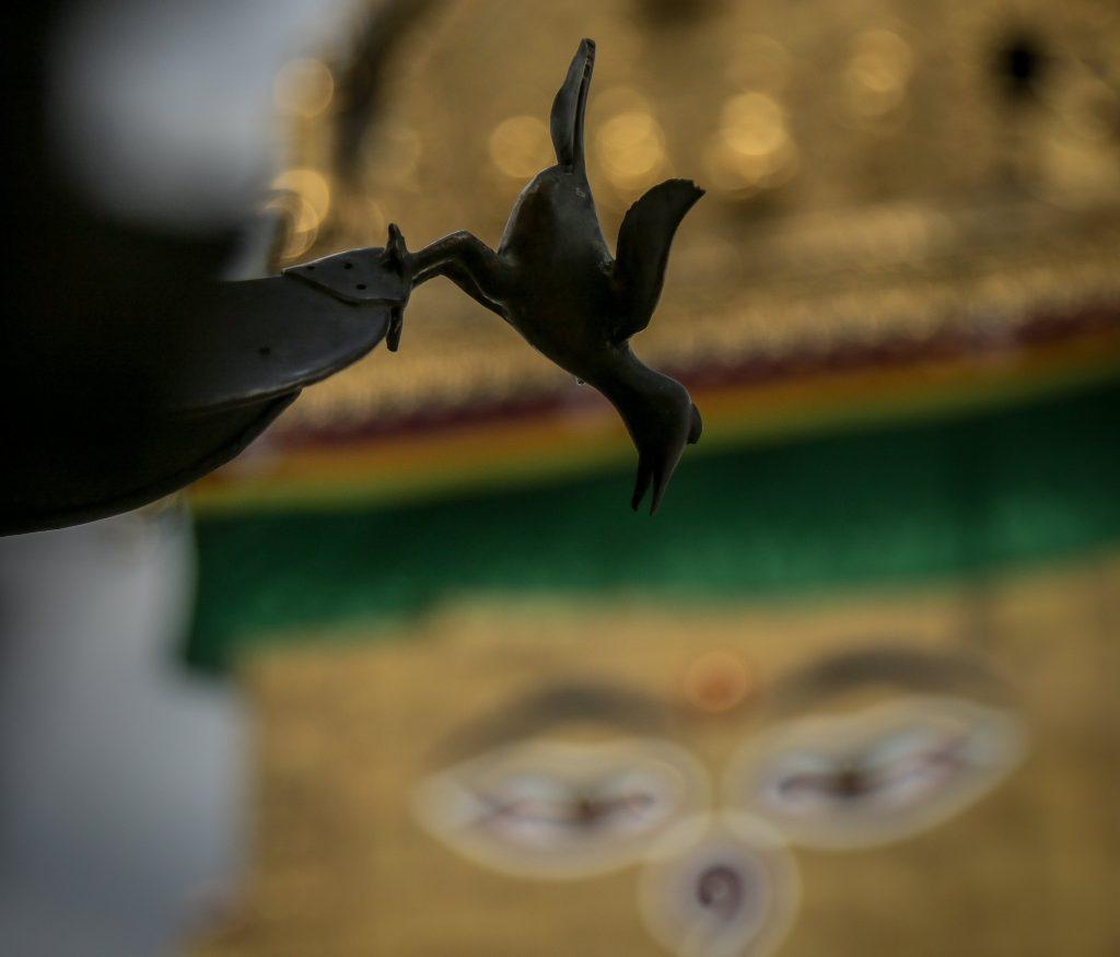 भगवान पाउ, काठमाडौं
