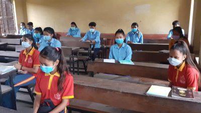 १२ दिनका लागि भौतिक उपस्थितिमा विद्यालय खोल्न पाइने !