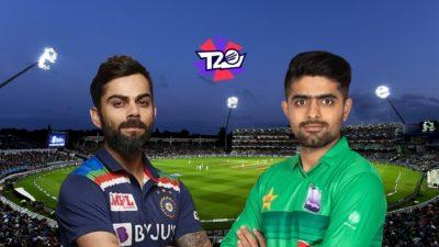 टी-ट्वेन्टी विश्वकपः भारत र पाकिस्तानको खेल आज